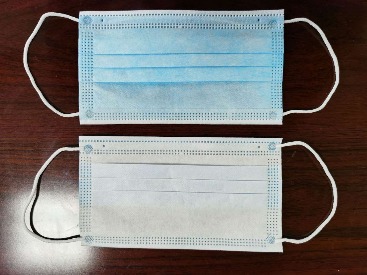 Disposable face mask-1
